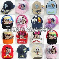 licence kids cap