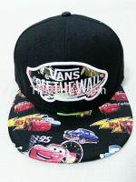 snapback cap with emb