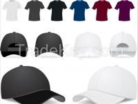 promotion cap and t-shirt
