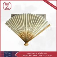 OEM Chinese Rongchang Hand Fan Bamboo Folk Art Craft Gift