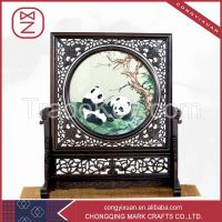 Classical Wood Carving Craft Art Homeware Decoration