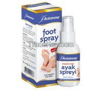 AVICENNA Foot Spray Natural Herbal Anti Fungus Foot Spray