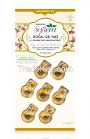 Facial Oil Skin Capsules Herbal Rose Oil and Vitamin E for Oily Skins