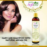 Herbal Hair Shampoo with Natural Argan Oil