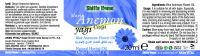 Blue Anemone Oil