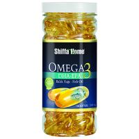 Protein Supplements Omega 3 Fish Oil Softgel Capsule DHA EPA