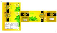 Lemongrass Peppermint Herbal Mix Tea Natural Slimming Tea