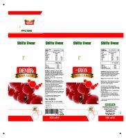 Iron Syrup FerroViteC Natural Herbal Syrup Honey Vitamin Mineral