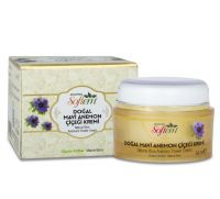 Blue Anemone Flower Skin Care Cream Herbal Face Creams to Remove Dark Spots