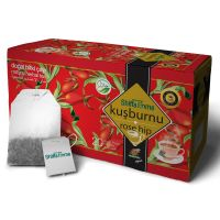 Rosehip Tea Bags Natural Herbal Hibiscus Tea Vitamin C Source Best Health Care Tea for Cold Flu