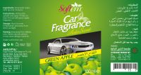 Green Apple Scented Air Freshener Spray for Home