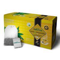 Lemongrass Peppermint Herbal Mix Tea Natural Slimming Tea