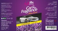 Air Freshener for Car / Auto Scent with Lavender Flower / Spray Car Air Freshener