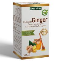 Honey Ginger Paste Herbal Remedy for Hemorrhoids