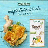 Honey Ginger Paste Herbal Remedy for Hemorrhoids