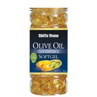 Al Shifa Extra Virgin Olive Oil Softgel Capsule Blister Package