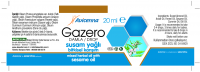 GAZERO Digestive Enzymes Supplements Carminative Oil for Infants Gazero