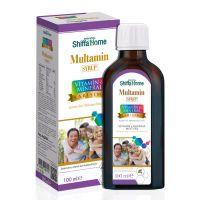 MULTAMIN Multi Vitamin Syrup Herbal Syrup Multivitamin Multimineral Vitamin Syrup