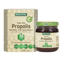Propolis Dose, Bee Propolis Honey Mix with Royal Jelly Bee