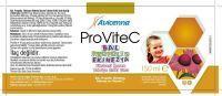 PROVITEC Cold Flu Cough Syrup Honey Propolis Echinacea Vitamin Complex