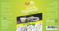 Air Freshener for Car / Auto Scent with Jasmine Flower / Spray Car Air Freshener