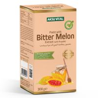 Fresh Bitter Melon in Olive Oil for Reflu Ulcer Natural Health Food For Stomach