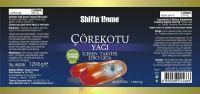 Habbatus Sauda Black Seed Oil Nigella Seed Black Cumin Seed Oil Soft Capsule 1000 mg