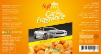 Air Freshener for Car / Auto Scent with Apricot Oil / Spray Car Air Freshener