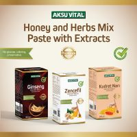 BRS PASTE Honey Herbs Mix for Bronchitis