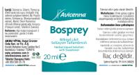 BOSPRAY Mouth Spray Natural Herbal Spray for Bad Breath