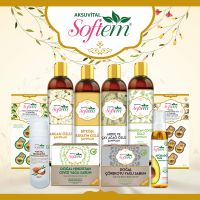 Coconut Oil Soap Herbal Natural