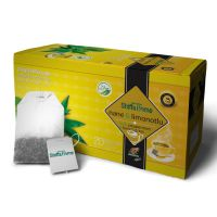 Peppermint Tea, Lemongrass Tea