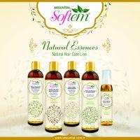 Herbal Hair Shampoo with Garlic and Ginseng