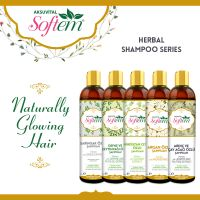 Herbal Hair Shampoo Nettle Oil with Coenzyme Q-10