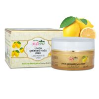 Lemon Oil Face Cream Natural Herbal Skin Care Creams