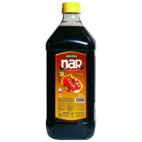 Natural Pomegranate Sauce, 4 kg  Plastic Bottle Sour Sauce
