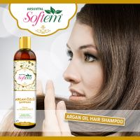Herbal Hair Shampoo with Natural Rose Oil