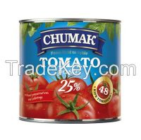 Tomato Paste + Passata Ketchup