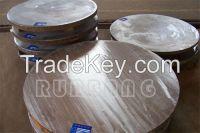 Titanium cladding plate