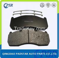 padstar auto parts China Wholesale Import Auto Parts Disc Brake System Wva29246 Ecer90 Semi-Metallic Truck Brake Pads