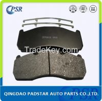 padstar auto parts Truck Spare Parts Dubai Wva29151 German Auto and Truck Brake Pads Manufacturer