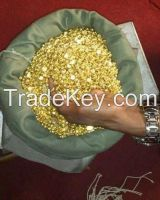 Gold Nuggets & Bars From Tanzania