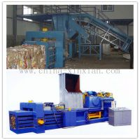HPA Series Horizontal Balers with Automatic Belting
