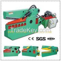 Q43-250 hydraulic alligator shears