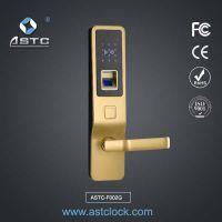 Biometric Fingerprint Door Locks with password card mechanical key function for home use