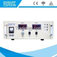 AC DC adjustable plating rectifier