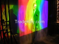 2M downward Laser China Fog screen