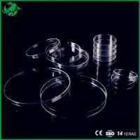 Laboratory Best Price Dia 70mm Petri Dish With Grid