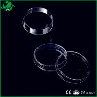 Lab Use Dia 60 70 90mm Soft Petri Dish