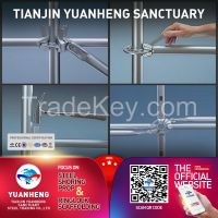 Factory High Quality Steel Q235/q345 Ringlock Scaffolding System